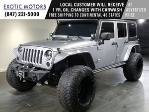2014 Jeep Wrangler for Sale in Rolling Meadows, IL