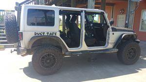2012 Jeep Wrangler Sahara JKU for Sale in Grand Prairie, TX