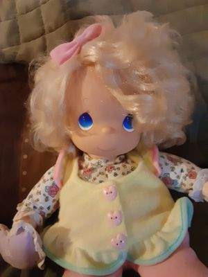 Precious moments doll by Rose art! for Sale in Modesto, CA