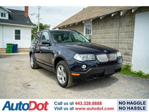 2007 BMW X3 for Sale in Sykesville, MD