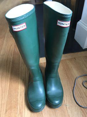 Hunter Boots Sz 6(Women) for Sale in Washington, DC