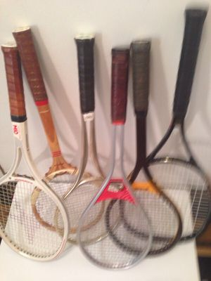 PRICE REDUCTION-Classic/Collectible Tennis Rackets for Sale in Alexandria, VA