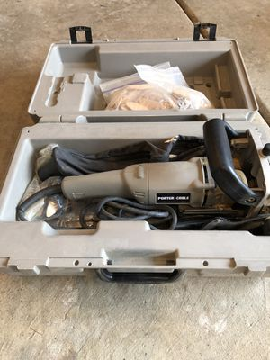Porter Cable Biscuit Jointer Kit for Sale in Oak Park, IL