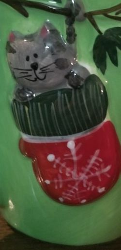 Cat Holiday Mug for Sale in Westminster,  CA