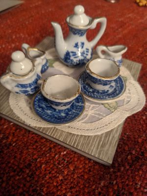 Mini tea set for Sale in Glendale, CA