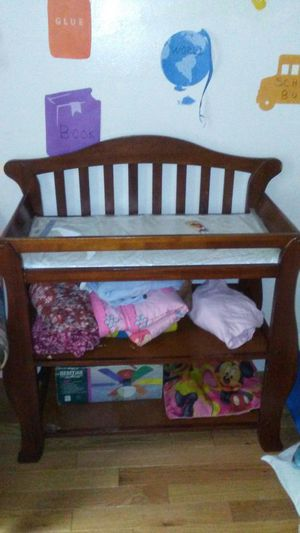 Like New Changing table! for Sale in Boston, MA
