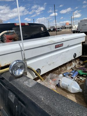 Tool boxes in fuel tanks for Sale in Cheyenne, WY