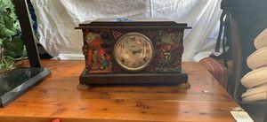 Antique wooden clock for Sale in Fairfax, VA