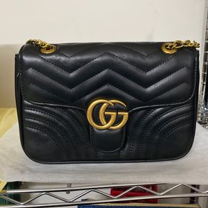 Black Leather Bag Very High Quality Bag for Sale in Catonsville, MD