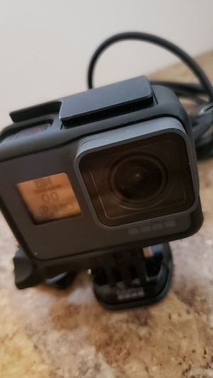 Gopro here 5 black for Sale in Burien, WA