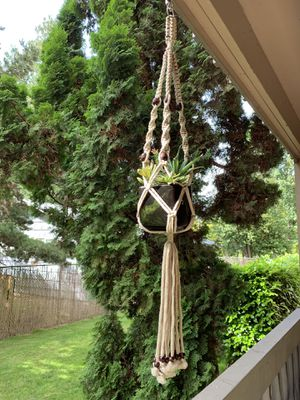 Vintage Boho Macrame for Sale in Issaquah, WA