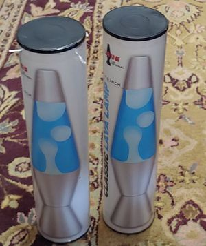 New Lava Lamps $20.00 Each for Sale in Burlington, NC