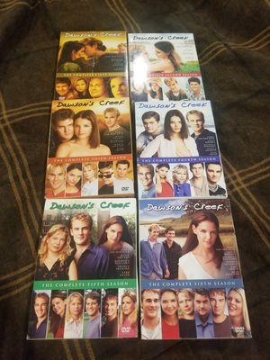 Dawson's Creek on dvd all six seasons for Sale in Sheridan, AR