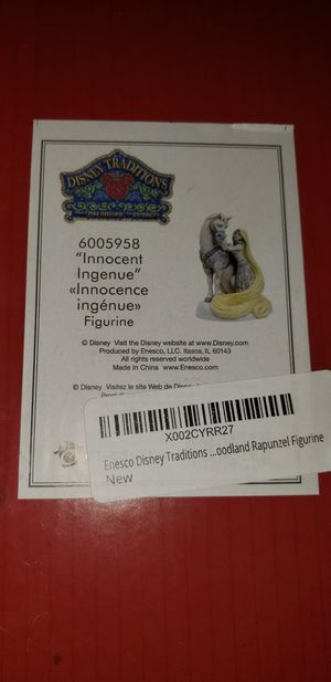 Jim Shore Disney Rapunzel for Sale in Phoenix, AZ