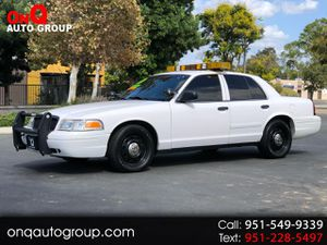 2008 Ford Police Interceptor for Sale in Corona, CA