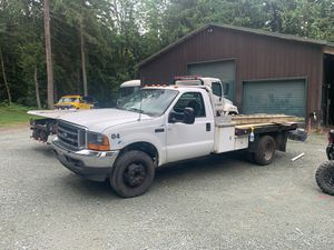 1999 Ford F450 power stoke 6speed for Sale in Monroe, WA