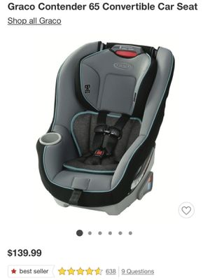Graco Contender 65 Car Seat BRAND NEW for Sale in Fort Lauderdale, FL