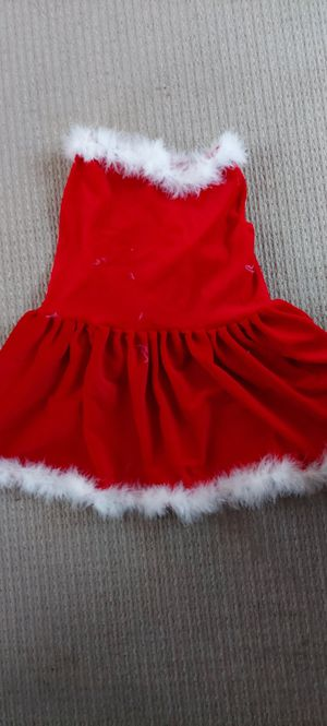 Cristmas pet dress for Sale in Montclair, CA