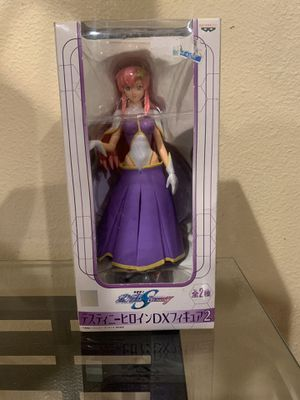 GUNDAM SEED DESTINY VOICE I-Doll meer Campbell action figure for Sale in Anaheim, CA
