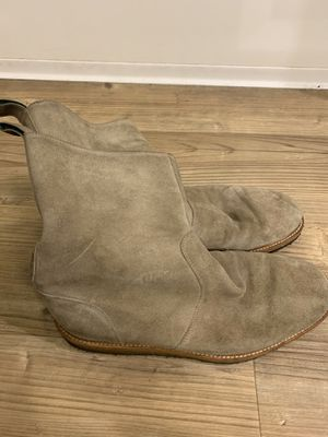 Gucci fur boots for Sale in Irvine, CA