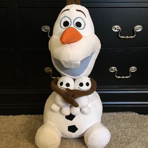 Olaf Stuffed Animal for Sale in Crofton, MD