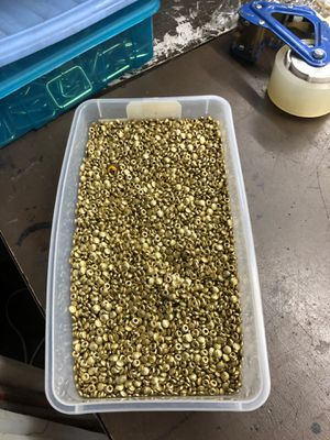 Fancy brass rivet backs for Sale in Scottsdale, AZ