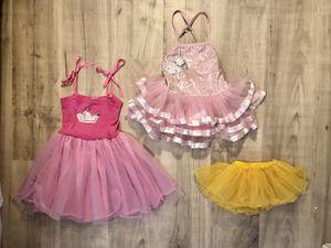 Lot of Ballerina Tutu Costumes for Sale in Orlando, FL