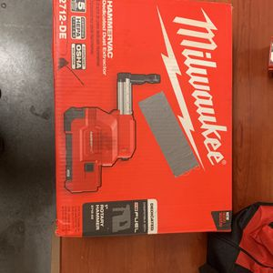 Milwaukee Hammervac 18v for Sale in Chino Hills, CA