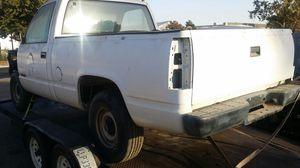 1990 Chevy Silverado short bed Parts truck for Sale in Fresno, CA