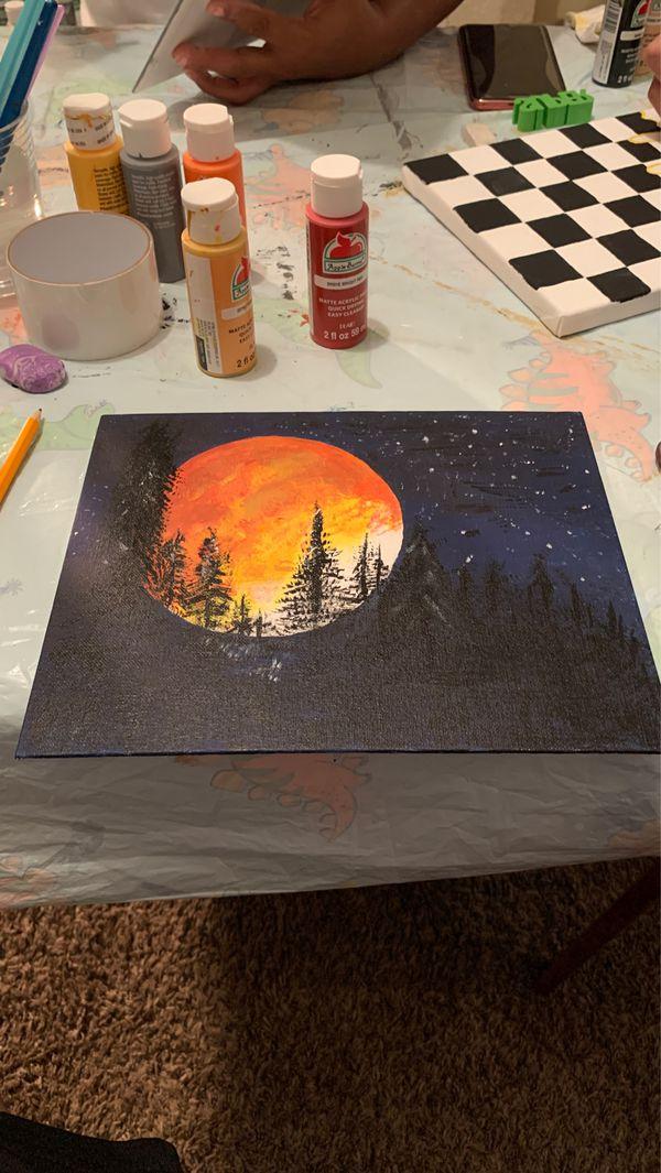 Hand made art work