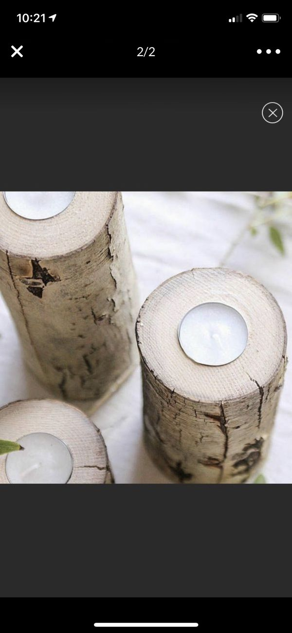 Beautiful Wedding, Graduation, Party Aspen Candle Holder