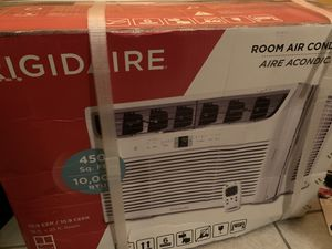 Frigidaire FFRA102WA1 10,000 BTU Window-Mounted Room AC w/ Remote *New Sealed* for Sale in Jacksonville, FL