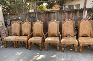 6 chair for Sale in Hayward, CA