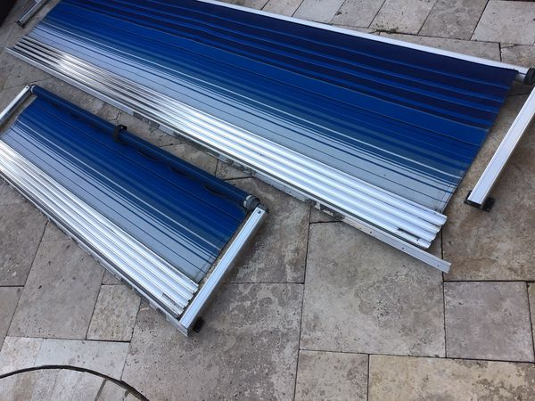 Awnings, Retractable, Colman Faulkner, 16 FT Awning, Zip ...