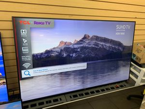 "TCL 65"" 4K UHD ROKU SMART TV ~ $549.99! for Sale in South Gate, CA"