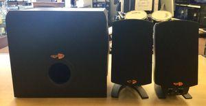 Klipsch Promedia 2.1 THX Computer Speaker System for Sale in Chandler, AZ