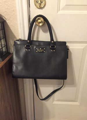 Kate spade black purse for Sale in Pasadena, TX