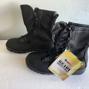 Belleville military steel-toe work boots $35 for Sale in Las Vegas, NV