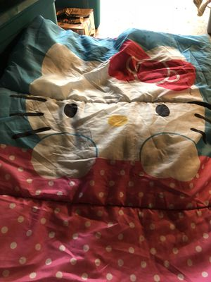 Hello Kitty Sleeping bag for Sale in Wimberley, TX