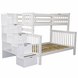 Stairway Bunk Bed for Sale in McDonough, GA