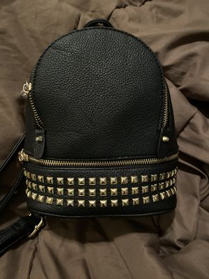 Black Backpack Purse for Sale in San Antonio, TX