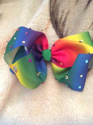 Clean Jojo Siwa bows 5 dollars each! for Sale in Palmdale, CA