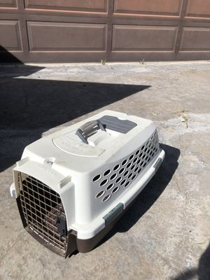 cat carrier for Sale in Lake Elsinore, CA