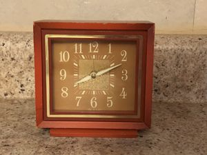 Antique clock-Westclox for Sale in Lockport, IL