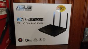 Asus AC1750 Dual Broadband Router for Sale in Decatur, GA