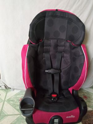 Graco convertible car seat with cup holders for Sale in San Antonio, TX