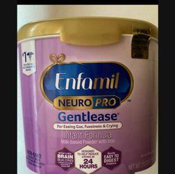 Enfamil Neuro Pro Gentlease for Sale in South Gate,  CA