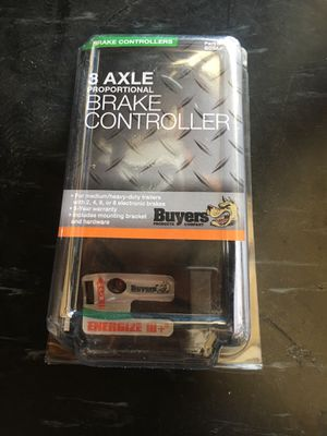 Buyer brake controller for Sale in Colton, CA