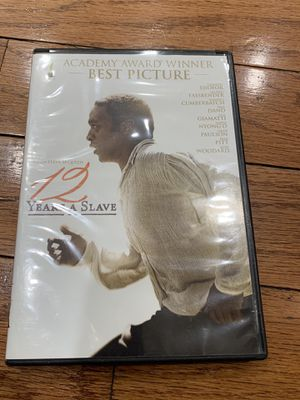 12 years a slave DVD new for Sale in Chino Hills, CA