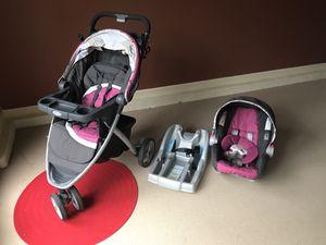 Gracco Stroller and car seat for Sale in Atlanta, GA
